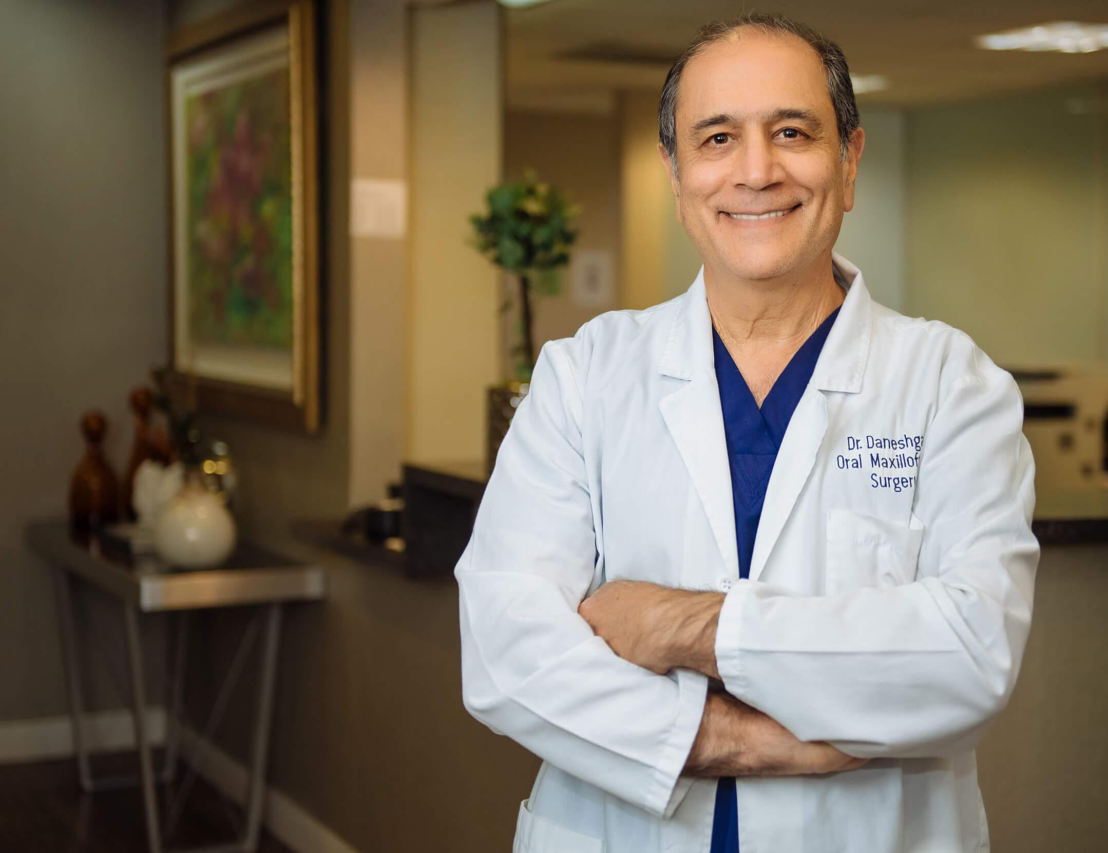 Dr. Shaun Daneshgar