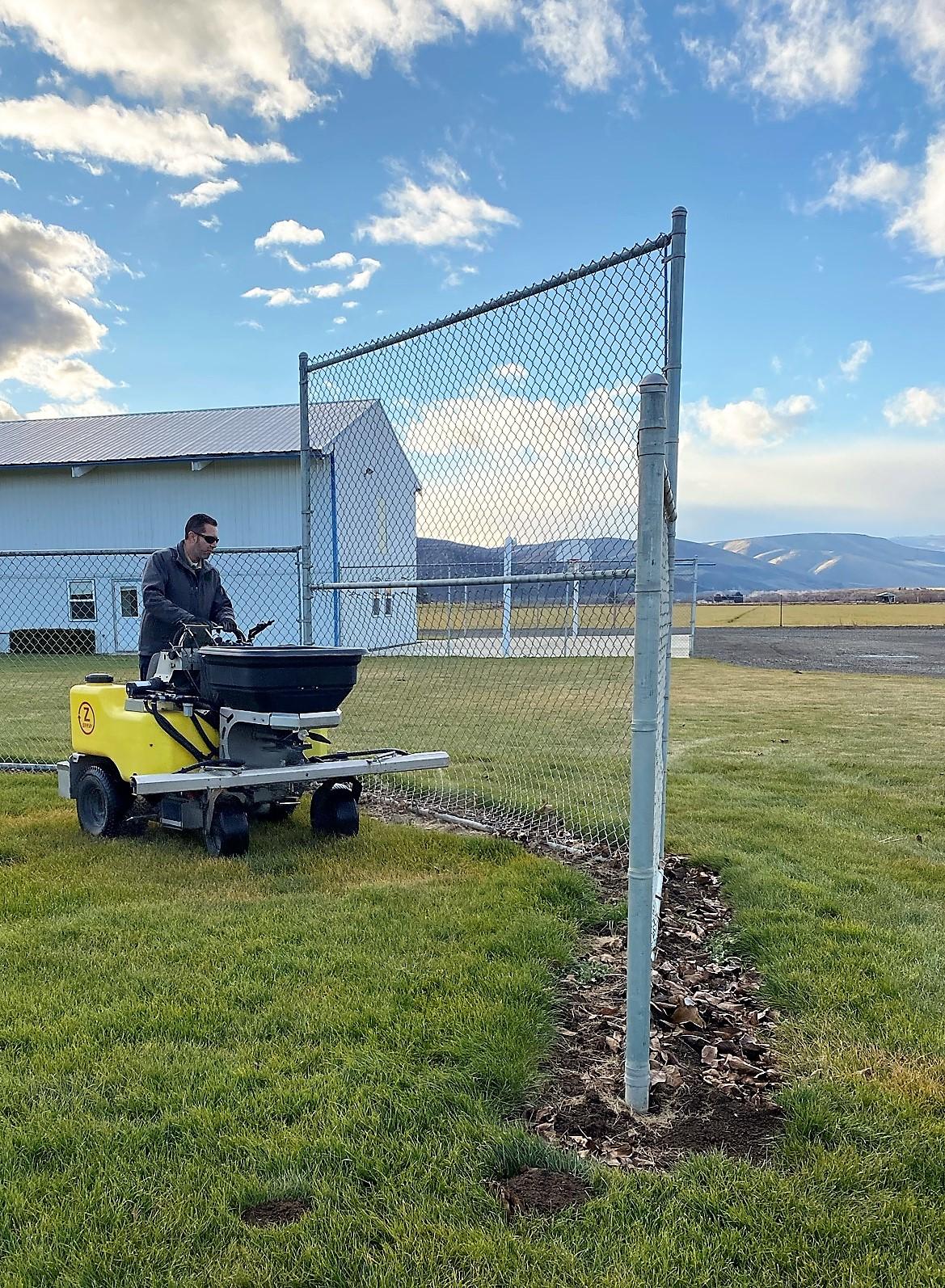 Ellensburg Washington School Lawn and Pest Control