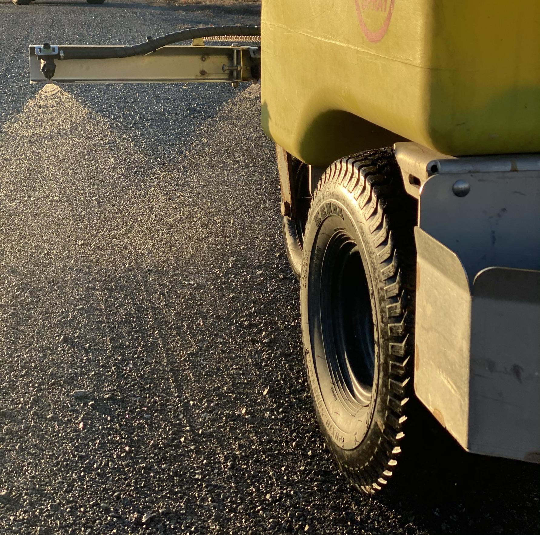 Driveway & Gravel Area Maintenance