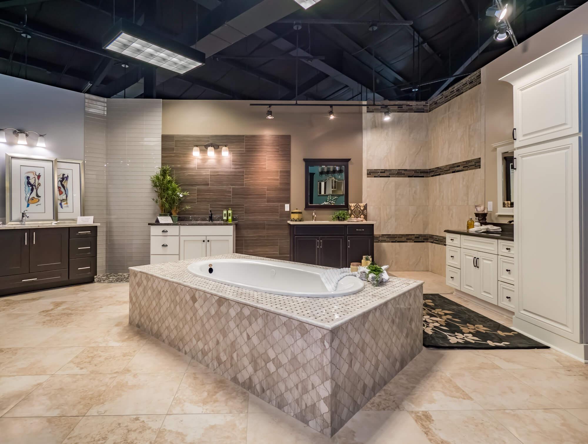 Bathroom Remodel - Woodsman Kitchens and Cabinets