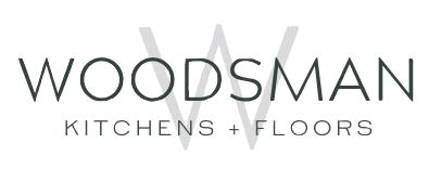 Woodsman Kitchens and Cabinets Logo