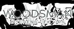 Woodsman Cabinets Logo header