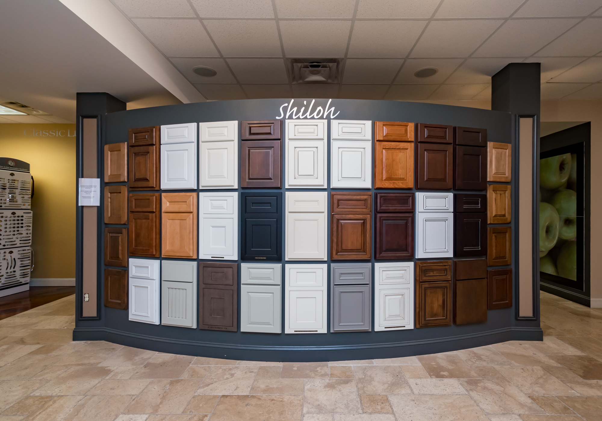 Shiloh Cabinets - Woodsman Kitchens and Cabinets