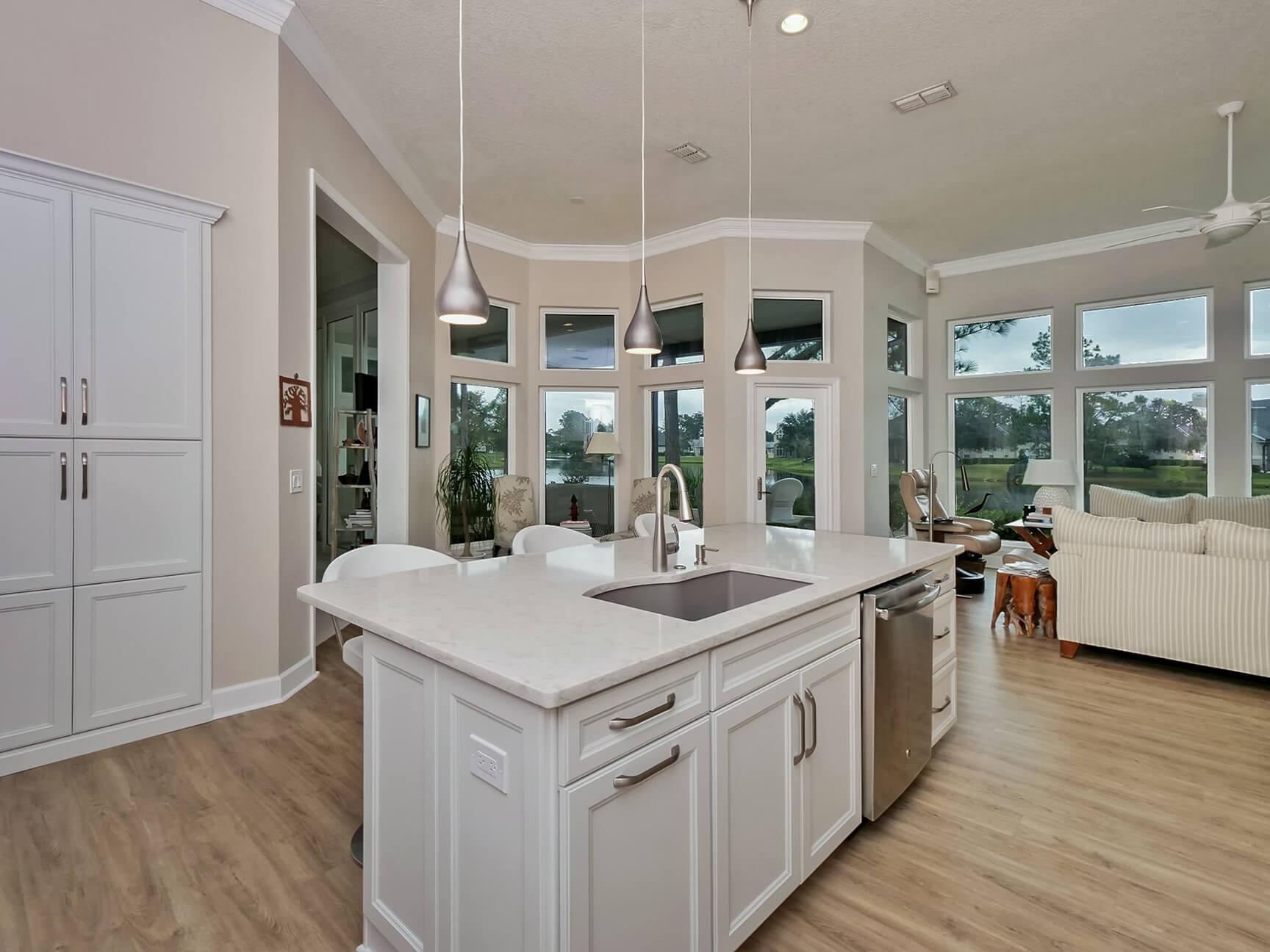 JGCC Kitchen and Bath Remodel
