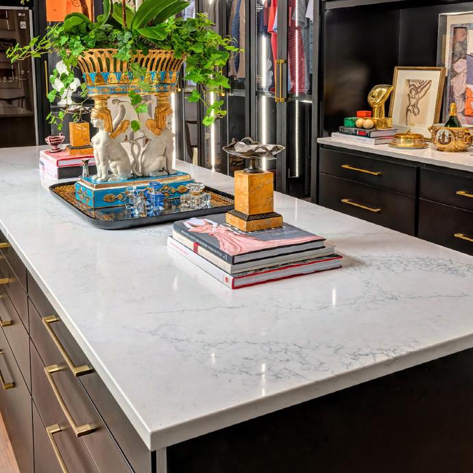Jacksnoville countertops, quartz counters, Viatera quartz