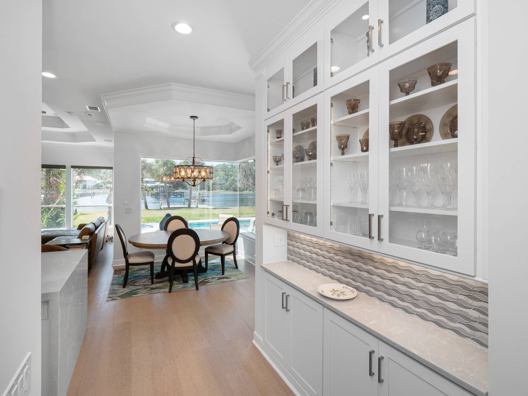 Waterfront Remodel