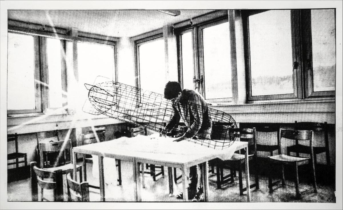 Building a Zeppelin