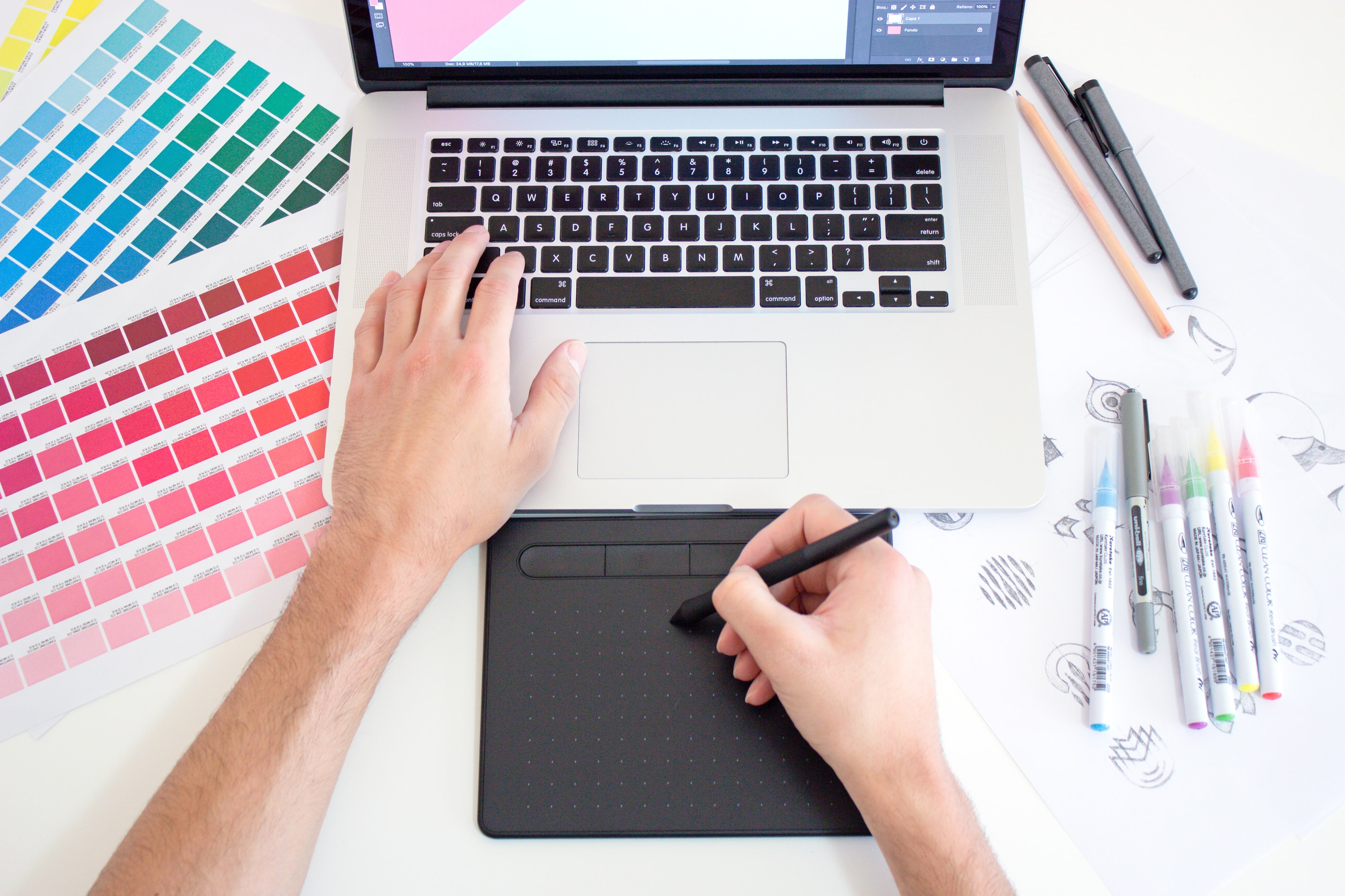 Being a Graphic Designer: Top Must-Have Skills to Land a Job