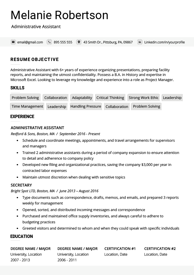 what is ats resume, ats friendly resume
