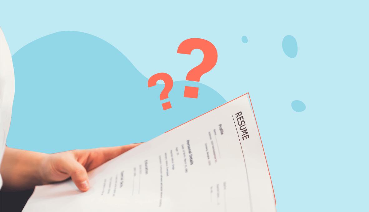 how to write a resume, how to write a good resume, how to write a resume for a job Skillhub