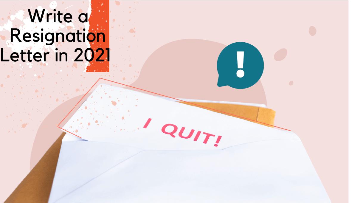 resignation letter, letter of resignation, resignation letter example on Skillhub