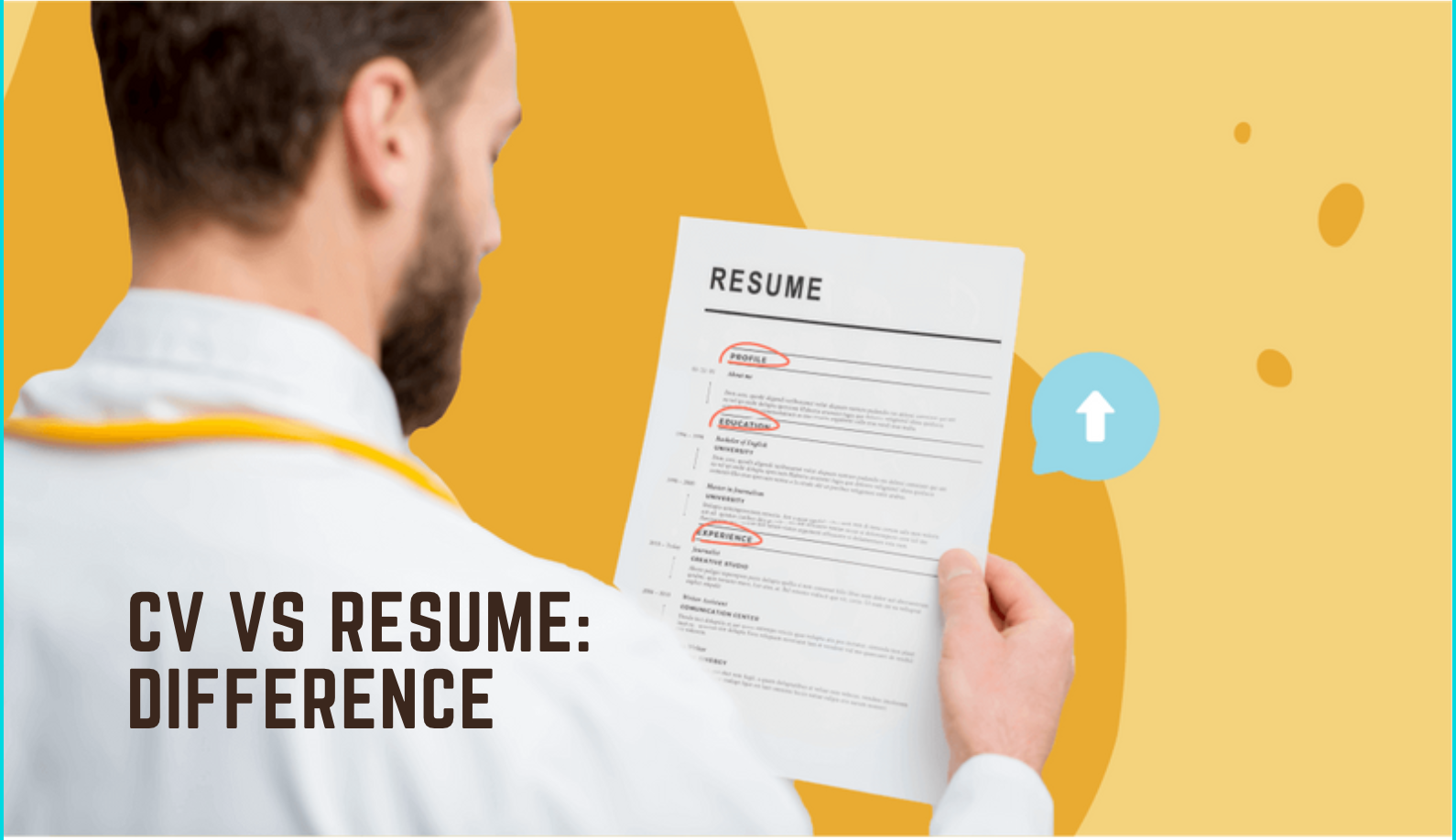 cv vs resume, what is the difference