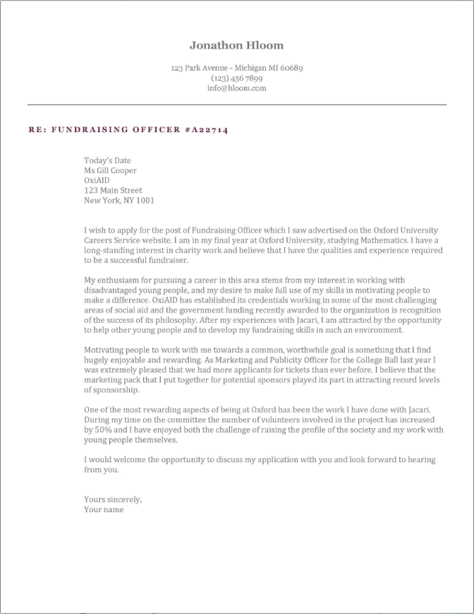 Are you in need of ivy league cover letter template? You'll get professionally-written one.