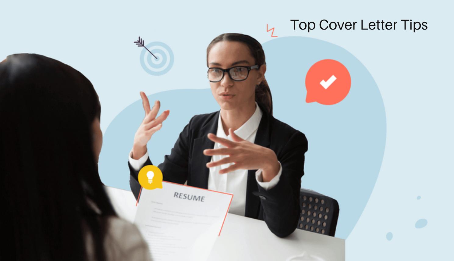 cover letter tips, cover letter writing tips