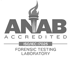 ANAB Accredited ISO/IEC 17025 Forensic Testing Labratory