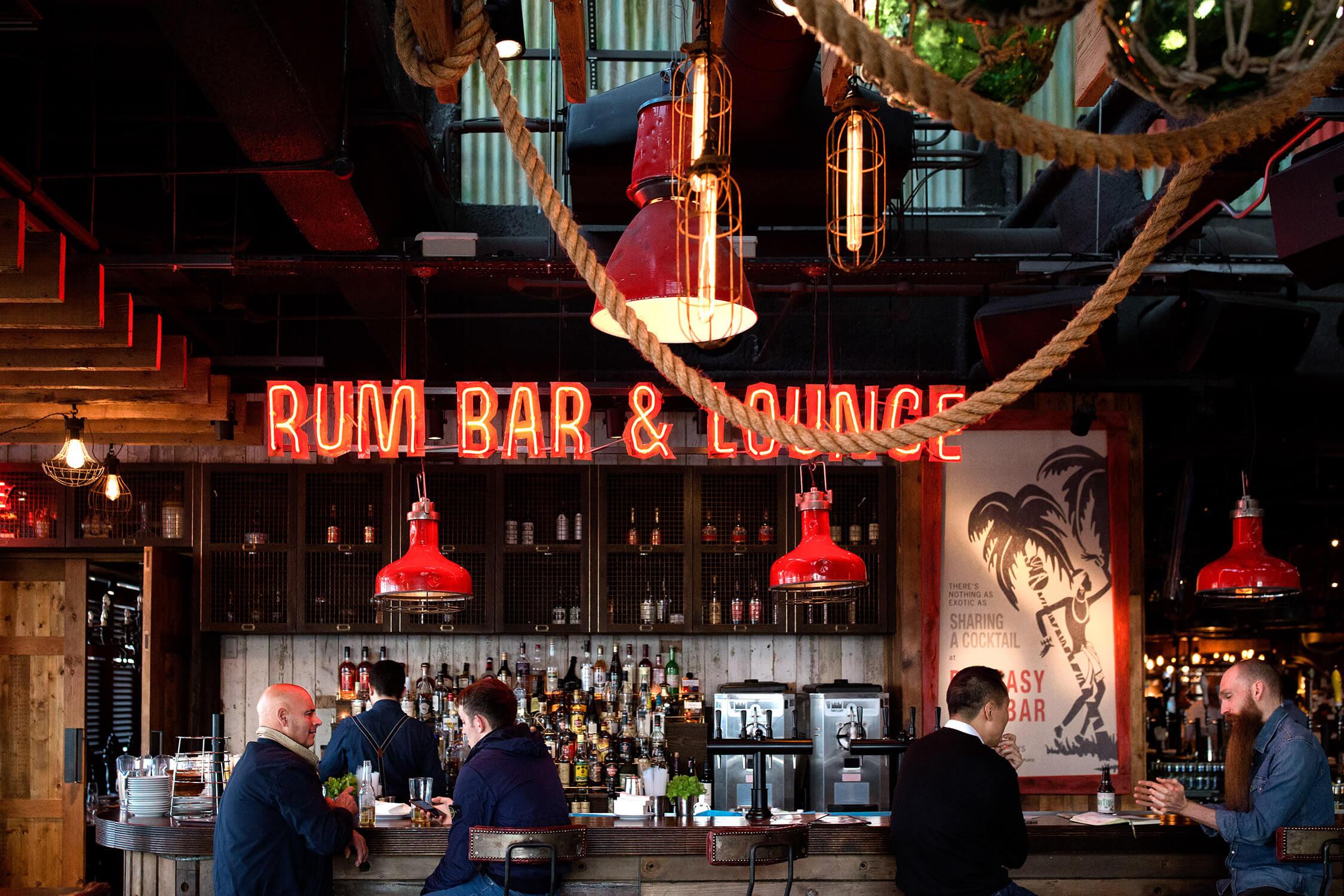 rum bar lounge