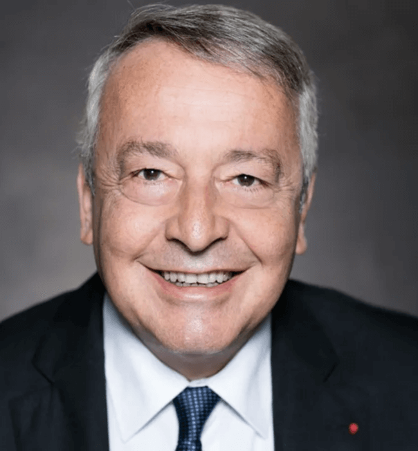 Antoine Frérot, Chairman and CEO of Veolia