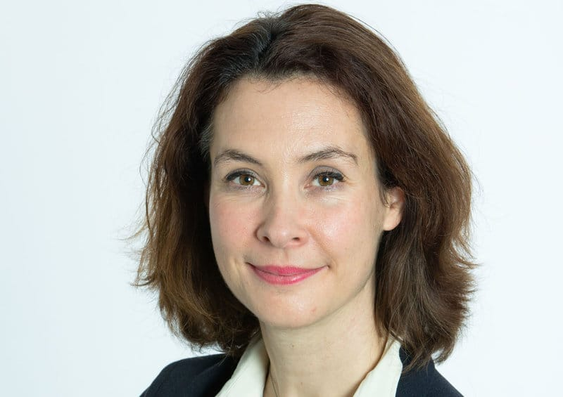 Estelle Brachlianoff, COO of Veolia