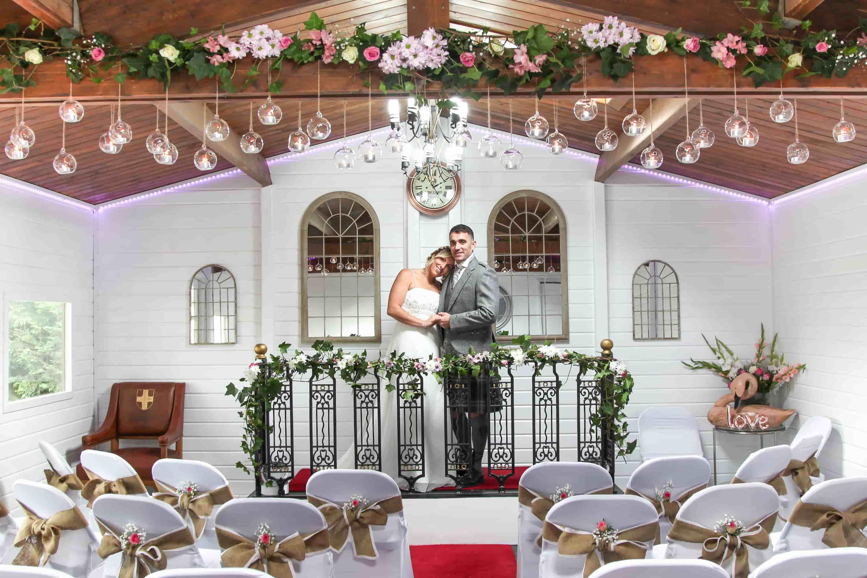 wedding room cornwall