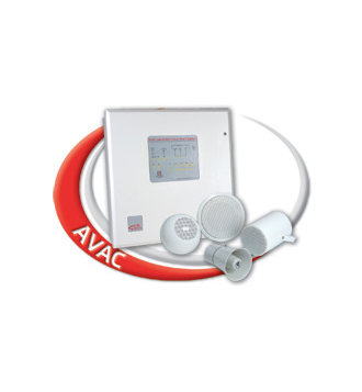 AVAC Voice Alarm & Emergency Sound Systems