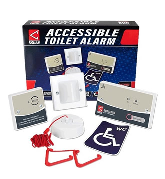 C-Tec NC951 Accessible Toilet Alarm