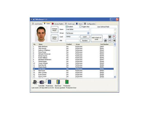 ACTsmart2 Software