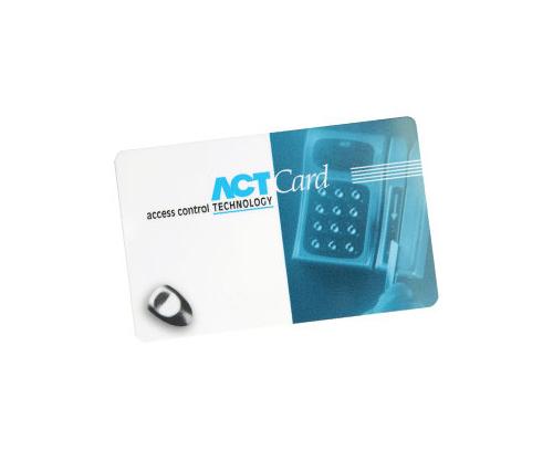 ACT Magnetic Swipe Card