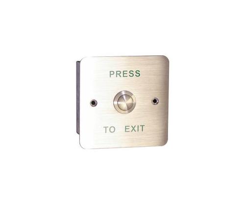 AEB2  Flush Vandal Resistant Exit Button
