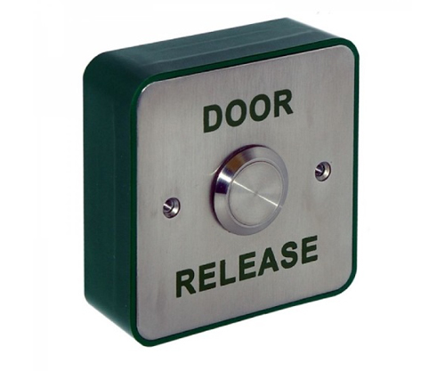 AEB26-Securefast Stainless Steel Press To Exit Button