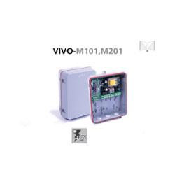 1 control unit 24 Vdc and 1 control unit 230 Vac, for all gate motors.