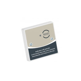 Accessible Toilet Reset Point c/w Sounder NC809DBBT