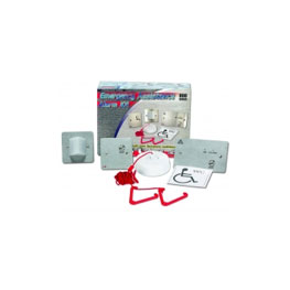 Stainless Steel Emergency Assistance Alarm KitNC951/SS