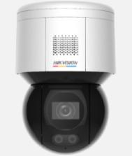 HIKVISION DS-2DE3A400BW-DE(F1) 4MP ColorVu DOME (MIC)
