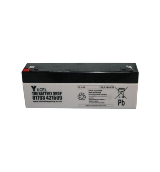 Yucel Y2.1-12 Volt Battery