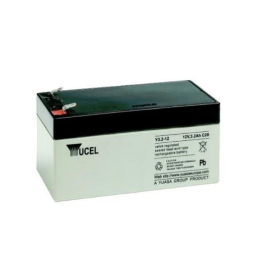 Yucel Y3.2-12 Volt Battery