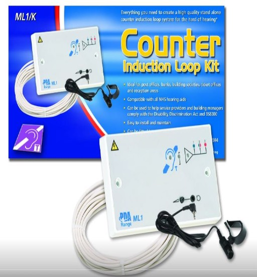 C-Tec Counter Induction Loop Kit