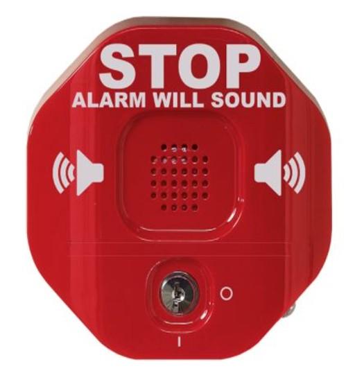 Door Alarm Exit Stopper