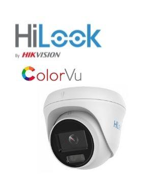 HI-LOOK IPC-T229H(2.8) ColorVu TURRET 2MP