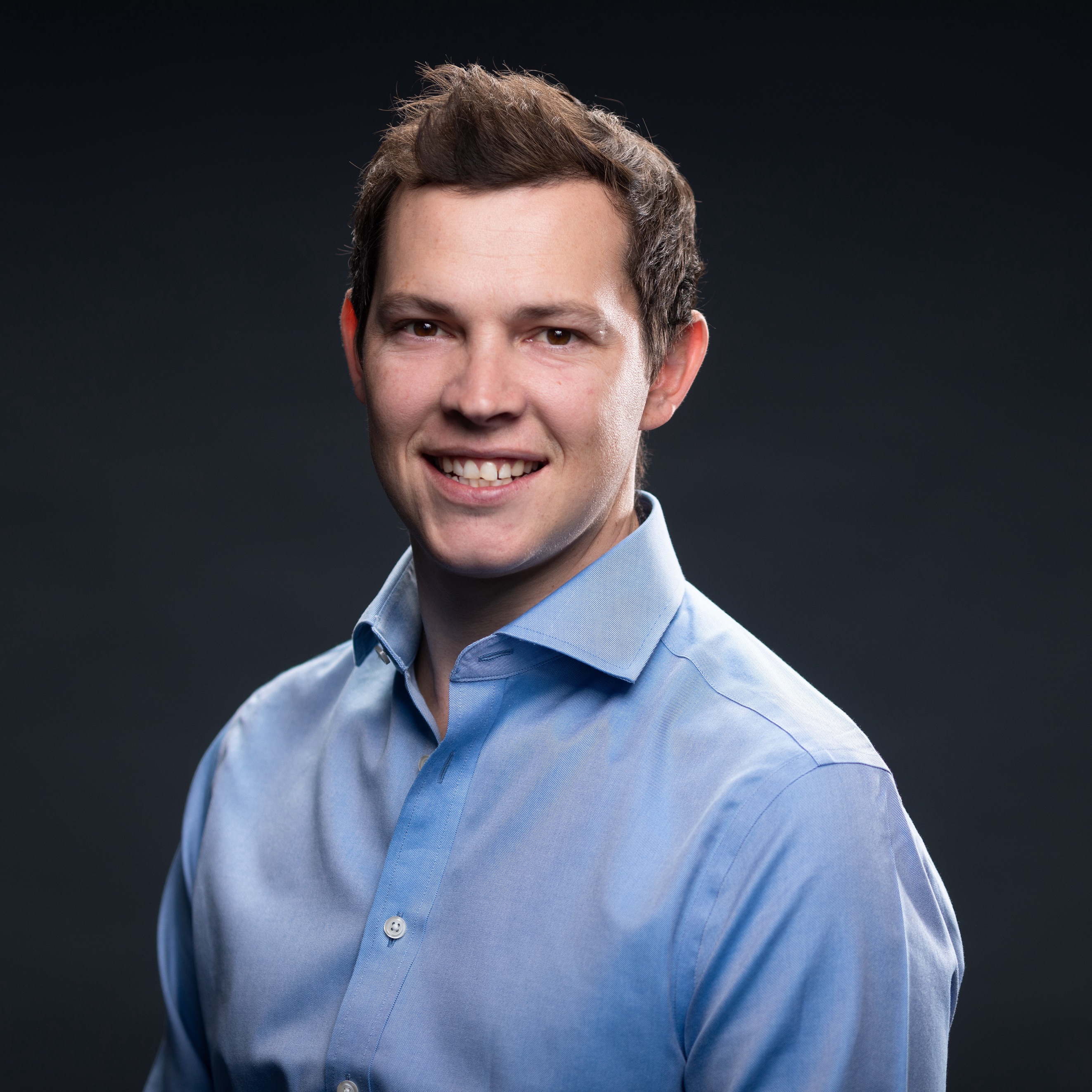 Christopher Parsonage - Profile Photo