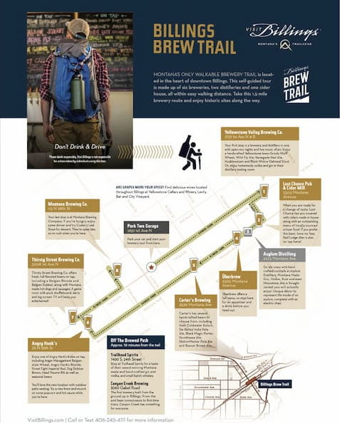 Billings Brew Trail