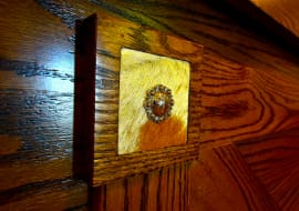 Dude Rancher Wood Decor