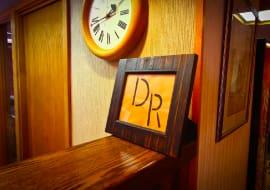 Front Desk Sign