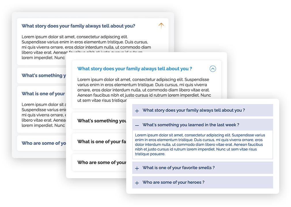 FAQ Collection Illustration