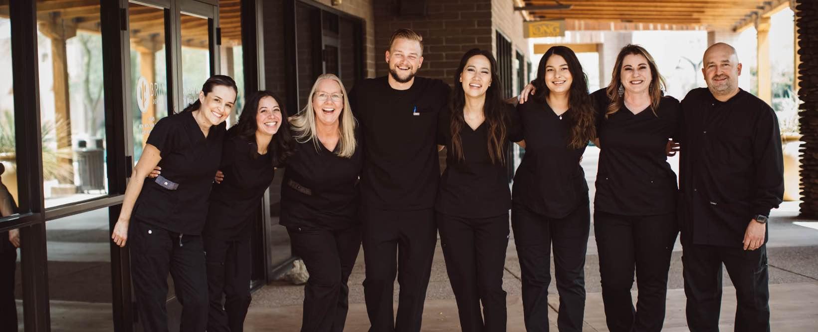 Bria Dental Team Photo