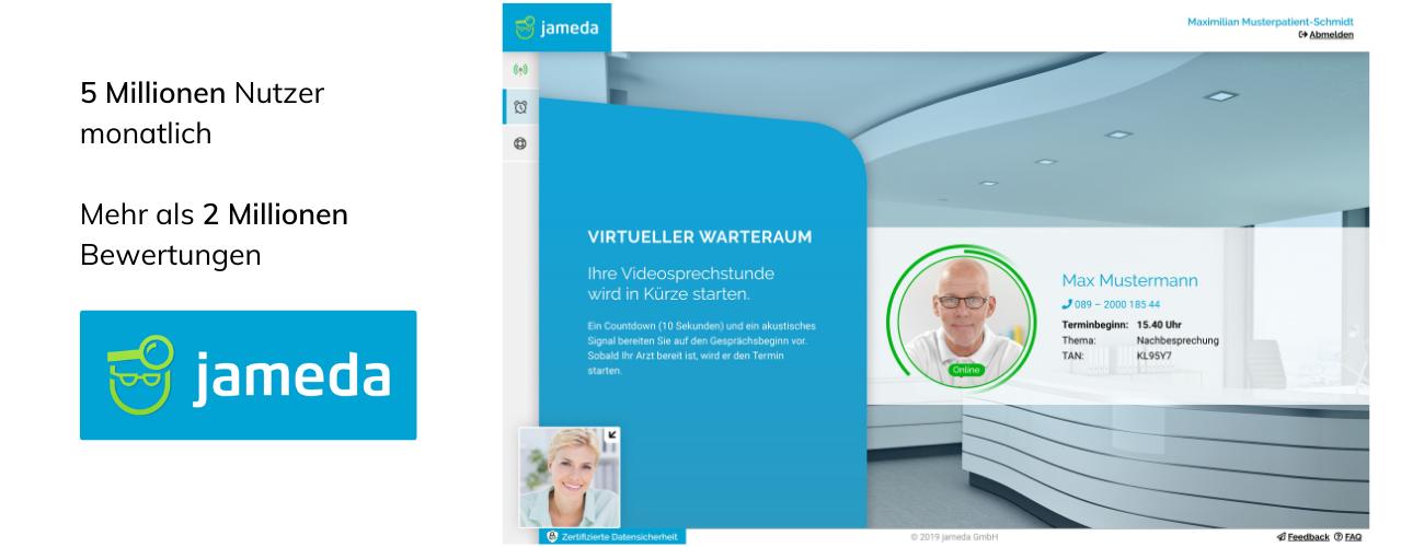 Bewertungesportale - Jameda