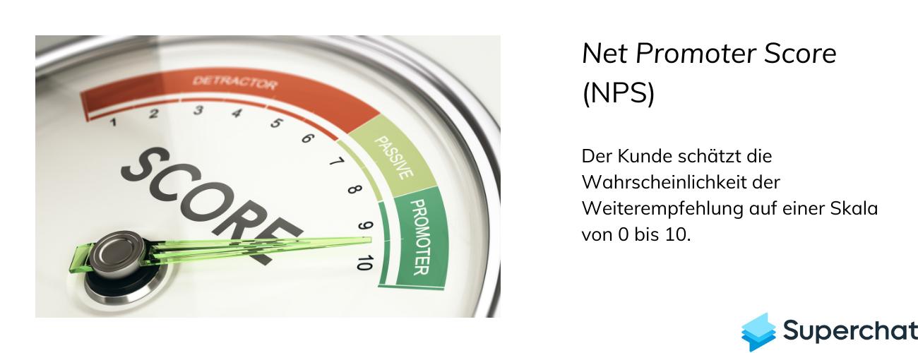 Net Promoter Score erklärt