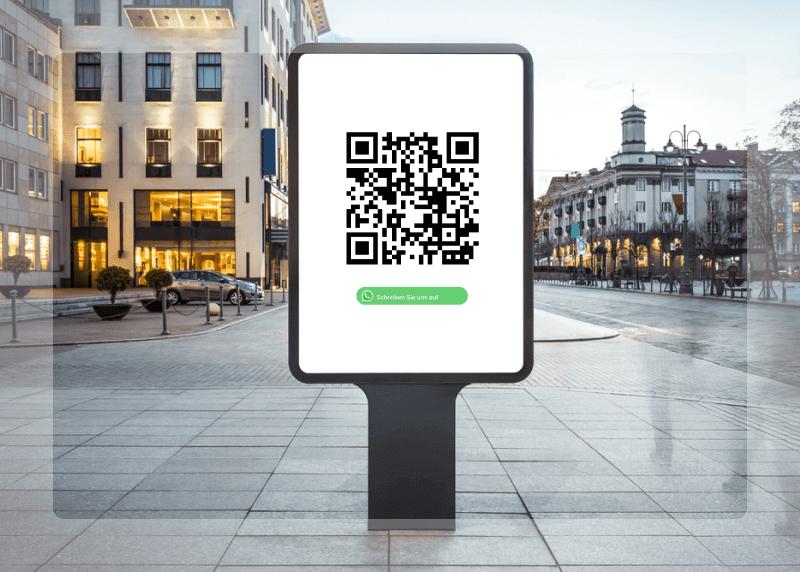 WhatsApp QR Code für Unternehmen: So funktioniert's