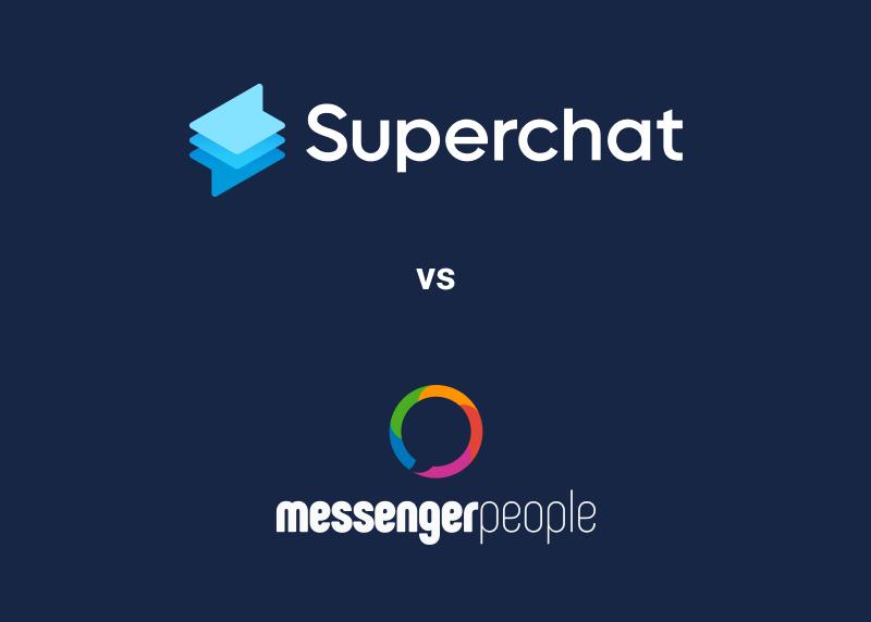 Superchat: Die optimale Alternative zu MessengerPeople