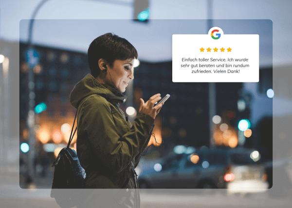 Google-Bewertungen erklärt – der Guide für Gründer