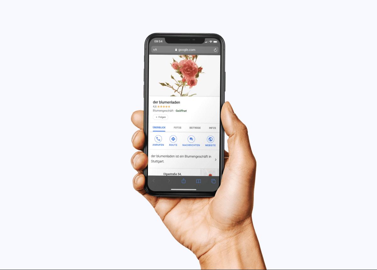 Der Google Messenger für Unternehmen